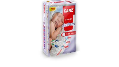 1 Numara Bebek Bezi yenidoğan