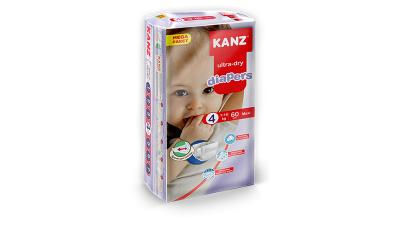 4 Numara Bebek Bezi (Maxi)
