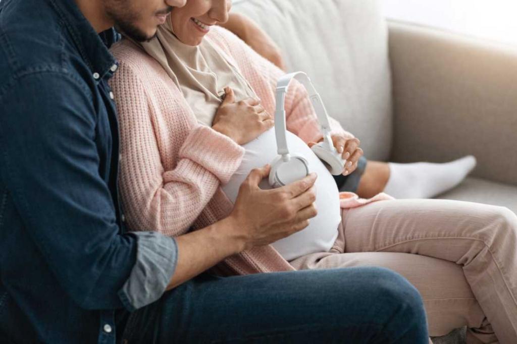 Anne Karnındaki Bebek Duyguları