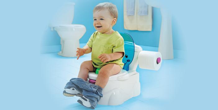 Bebeklerde Tuvalet Eğitimi Nasıl Verilir ?